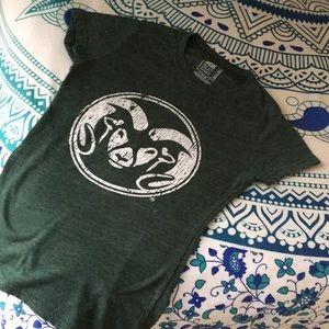 Tops - 3/$20 Colorado State University CSU T-shirt